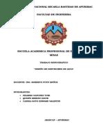 Monografia (Diseño de Partidores de Agua) ...Hidraulica1