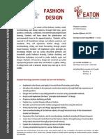 fashion design 15-16