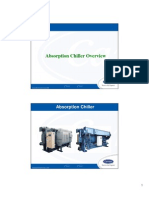 01 Absorption Chiller Overview