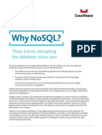 Couchbase Whitepaper Why NoSQL
