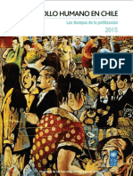 Informe 2015 PNUD POLITIZACION CHILE
