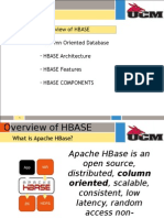 HBase Presentation