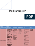 Medicamento P Migraña