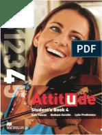 attitude student book 4