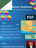visitamos guatemala
