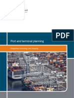 BR-010 Port and Terminal Planning