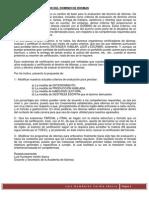 Criterios de Evaluación Del Dominio de Idiomas