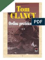 Tom Clancy - Ordine Prezidentiale Vol 2