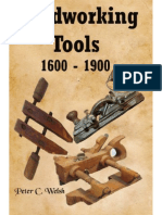 Woodworking Tools, 1600-1900 - Peter C. Welsh