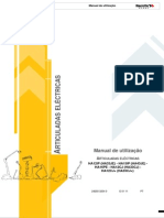 manual de Operação Haulotte 15 Ip