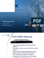 M2M Features