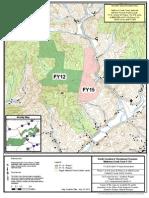 Mulberry Creek map
