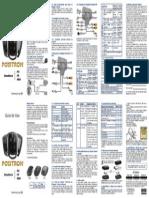 Manual Alarme Positron DuoBlock PX G6