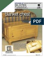 Blanketchest Plan