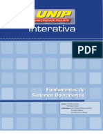 Fundamentos de Sistemas Operacionais Completo