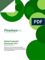 Ghid Fonduri Structurale 2011 Finantare.ro