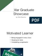 del mar graduate showcase