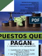 ALGUNOS TRIBUTOS EN VENEZUELA.pptx