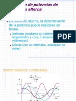 Potencia Monofasisa de CA CLASE 7