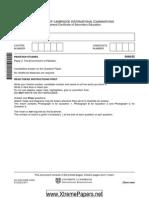 0448 s11 Qp 2pak Studies