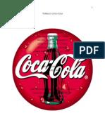 Trabajo Coca Cola