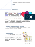Resumo Biologia Molecular