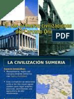 II Primeras Civilizaciones Cercano Oriente