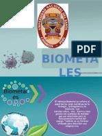 Biometales