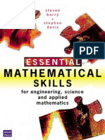 [MATRIKS & VEKTOR] - - UNSW - Essential Mathematical Skills (2002) Barry & Davis