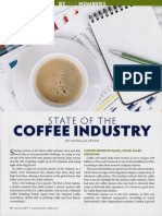 State of the Coffee Industry