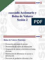 Mercado Accionario y Bolsa de Valores