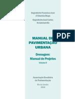 Manual de Drenagem Urbana