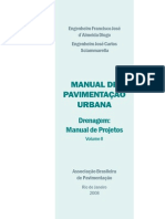Manual de Drenagem Urbana
