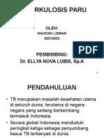 Tuberkulosis Paru Slide