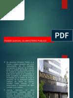 Exposicion Poder Judicial