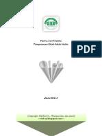 Nama Dan Metode Penyusunan Kitab Hadis PDF