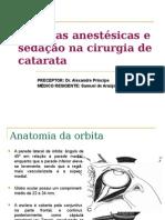 Sedação Analgesia