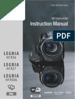 Canon hfr56-57-506- instruction manual eng