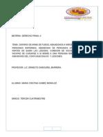 TEMA II PENAL II DELITOS CONTRA LA VIDA Y LA INTEGRIDAD CORPORAL.docx