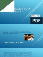 CARACTERIZACIÓN DE LA NORMA JURÍDICA.pptx