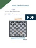 Defensa Francesa. Variante del cambio.docx