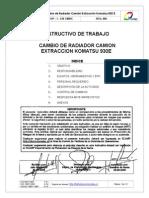 KOP-I-430 Cambio de radiador camión extracción komatsu 930E.doc