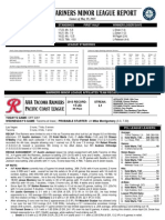 05.20.15 Mariners Minor League Report
