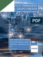diagnóstico empresarial enersis