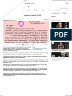 2013 03 20 Sidney Blumenthal, Hillary Clintons Hacked Benghazi Emails FULL RELEASE