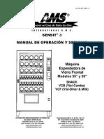 Manual de Operacion y Servicio Sensit 3