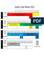 level 2 year planner 2015