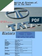 Tata Motors Promotion