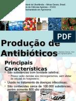 Produçao de Antibioticos