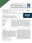 Arching Behaviour of Precast Concrete Slabs in a Deconstructable Composite Brigde Deck
